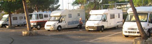 Camping Plein Air des Chnes dans le Languedoc -